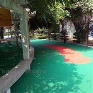 南陽籃球場地坪漆